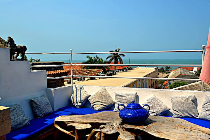 Amazing Apartment in Walled City - Cartagena - Apartmen