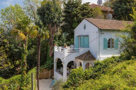 Nice villa with seaview in Theoule Sur Mer - Théoule-sur-Mer