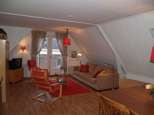 Appartment in center Egmond aan Zee.