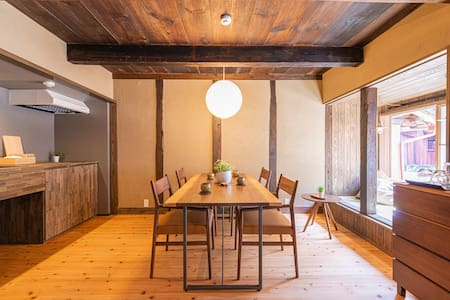 Japanese traditional private house