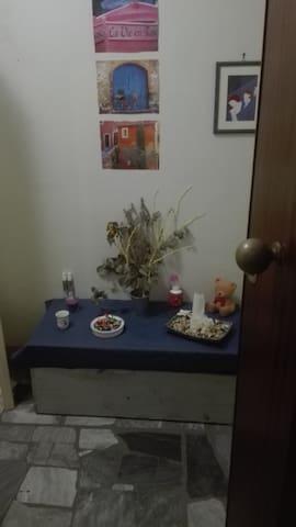 Garbatella confortevole stanza singola con WI FI - Rooma