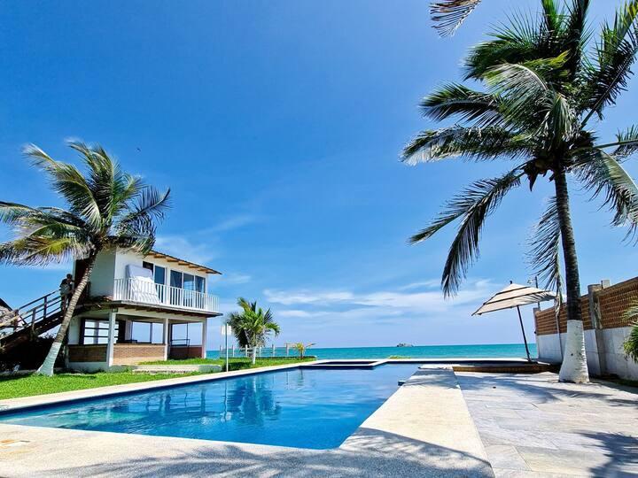 """Estancia Villa Rica Playa """"Habitacion 2"""""""