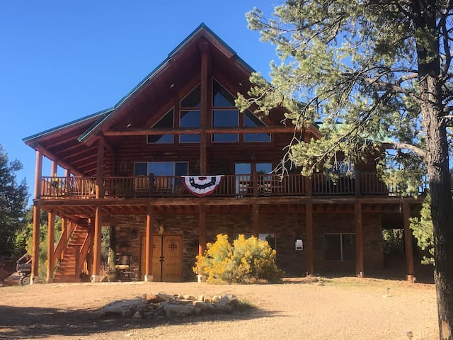 Zion National Park Cabin
