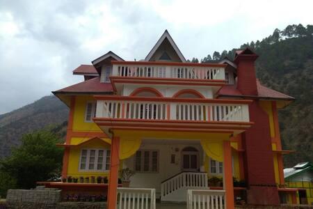 Arunachal Pradesh Dirang Ta-Dzong Homestay