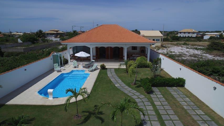 Wonderful Villa close to Arraial do Cabo
