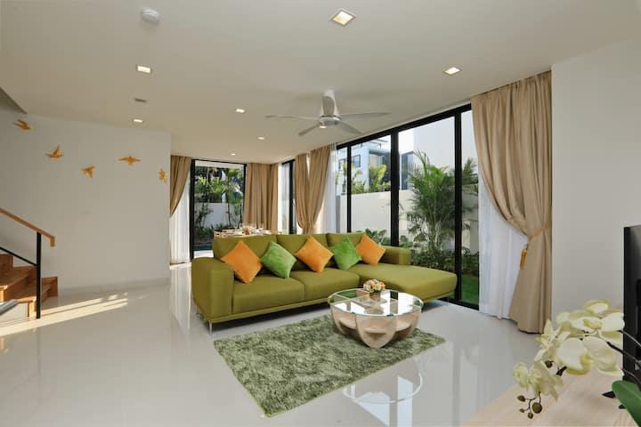 3BR villa Phuket in LagunaPark2 by GetYourPhuket