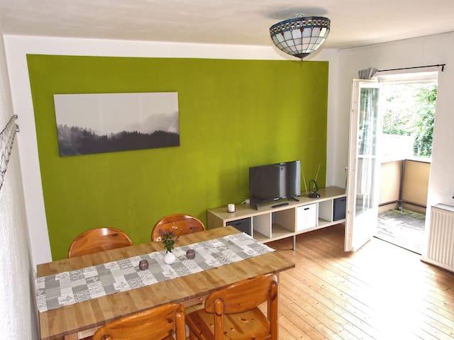 Ferienwohnung Goslar-Georgenberg / Mittendrin