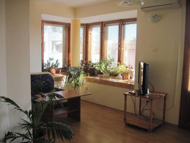spacious two-bedroom apartment - บูร์กาส - อพาร์ทเมนท์