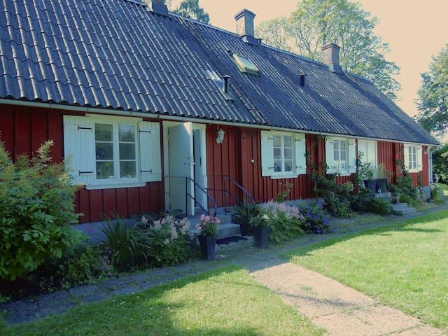 Swedish Idyll - max 7p in 4 rooms