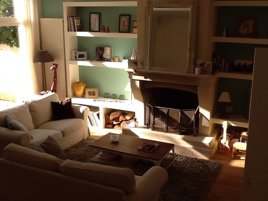 Chambre avec salle du0026#39;eau attenante - Houses for Rent in Bordeaux ...