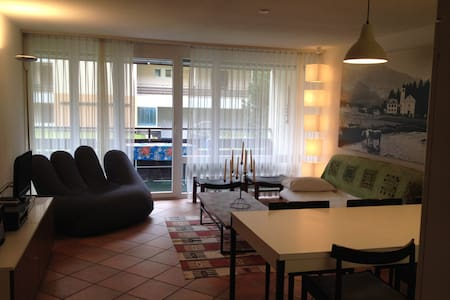 Wohnung im Skidorf Lenzerheide