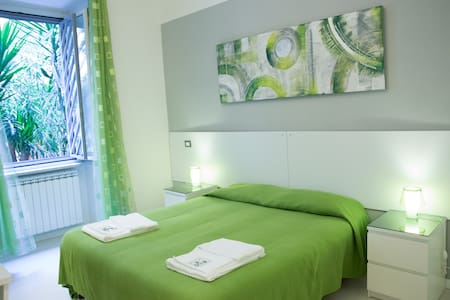 Rooms in Rome city center