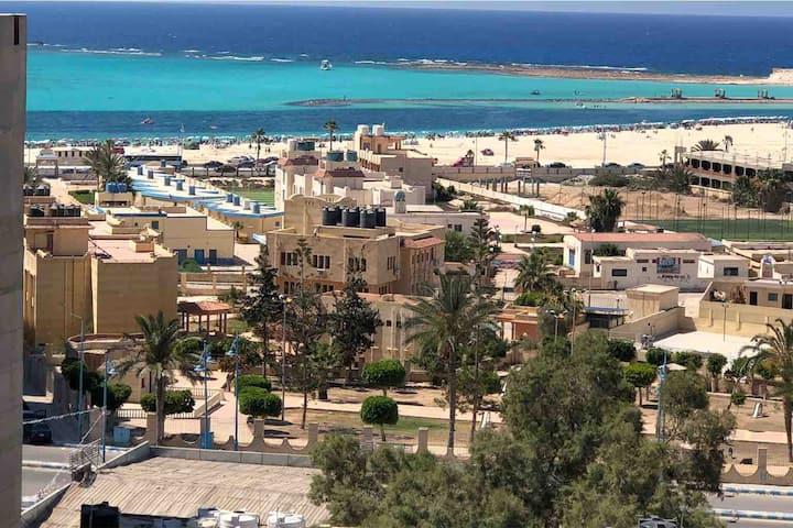 Marsa Matrouh the great sea view