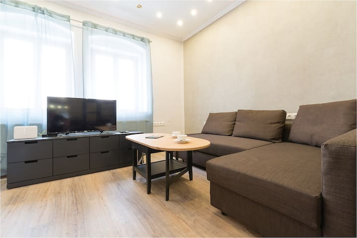Quiet apartment in the heart of the city 1