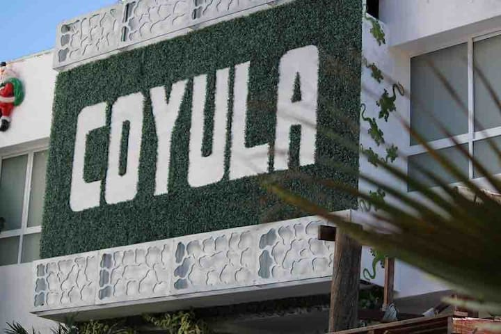 Hotel Coyula Huatulco