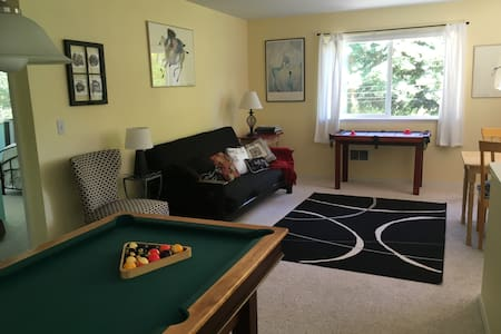 Clubhouse apartment on five acres - Poulsbo