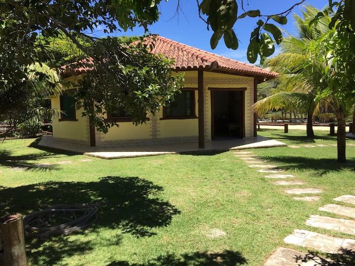 Casa 84m 3/4  10 camas AR pisc  praia de Guaratiba