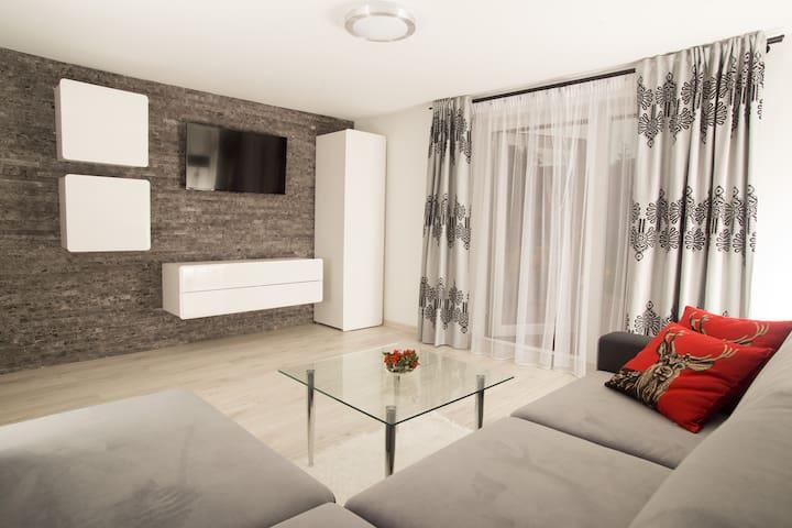 Apartament Zacisze Tatr - Zakopane - Appartement