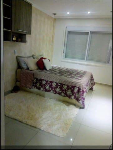 Apartamento px a praia Boqueirão Santos SP