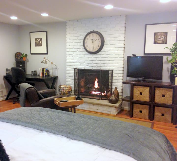 5 Star 1 BR Suite - Near FDA -  Easy access to DC