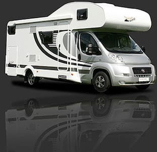 Mobilehome/RV/Camper - ready to go - Ås - 露营车/房车