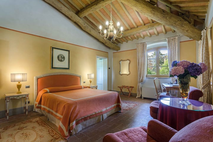 Dimora dell'Inventore,Luxury BB, Room San Martino