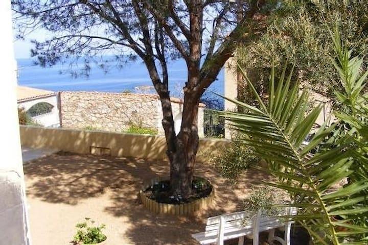 Location vacances T3 Rez de villa 80m2 - Algajola - Daire