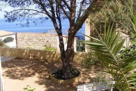 Location vacances T3 Rez de villa 80m2 - Algajola