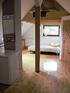 Kleines Studio-Apartment - 比勒費爾德(Bielefeld) - 附屬單元(In-law)