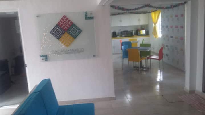 Tu Casa México, Nice and new place