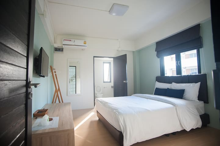 Baan Ploy-in:at Chiangmai old town(Standard4 view) - Chiang Mai - Apartment