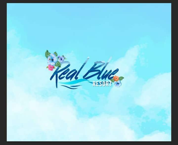 la villa azul