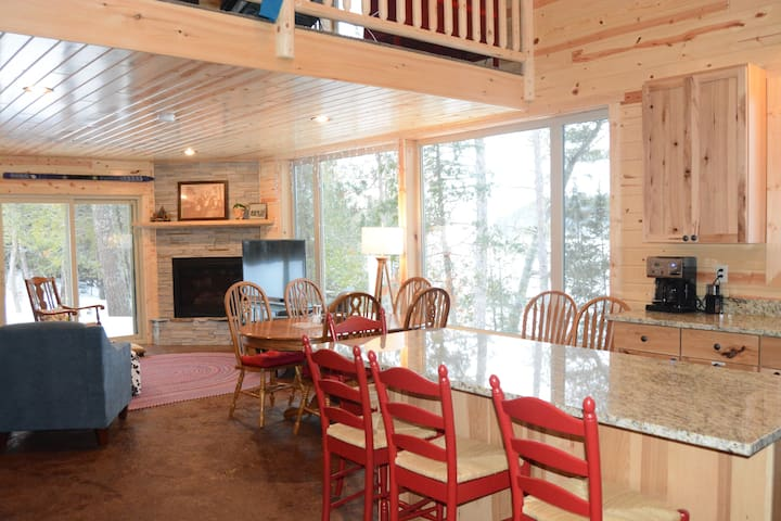 Seize the Good Life at Waterfront Lake Home - Ely - House