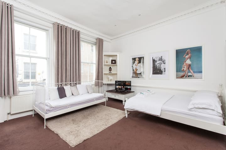 Comfortable Apartment For Covent Garden & Soho