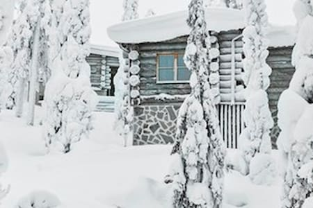 Keloruka Cottage, First Class cabin, best location - Kuusamo - Chalé