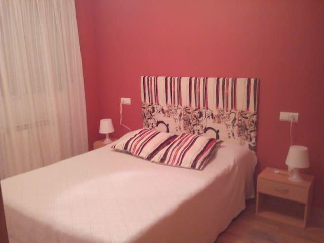 Apartamento en zona muy tranquila - Zamora - Kondominium
