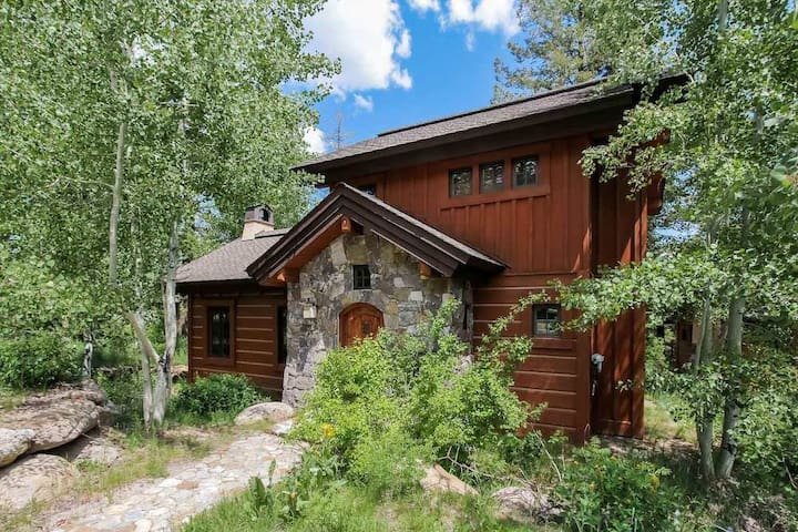 Discovery Cottage 5 at Tamarack Resort- Good for groups & pet friendly