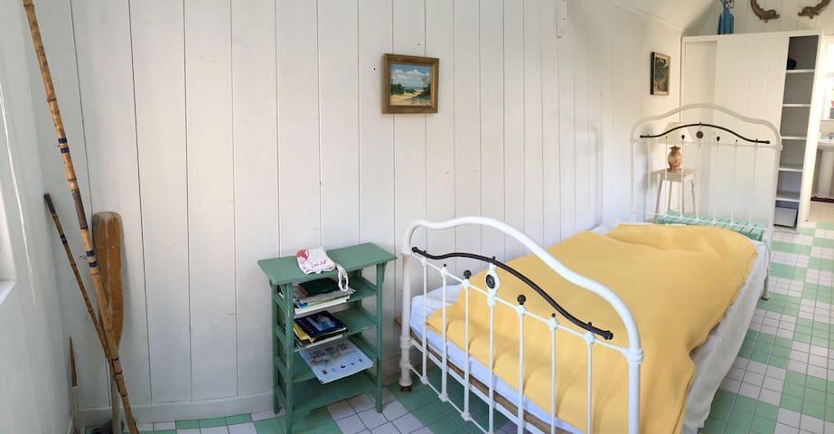La Domik : chambre double à Bréhat - Île-de-Bréhat - Hus