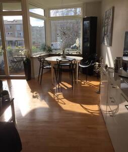 Solrig bolig, 15min fra København - Gentofte - Wohnung