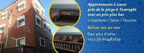 "N"" FF2 Appt situé au 2ème étage a Tamraght Agadir"