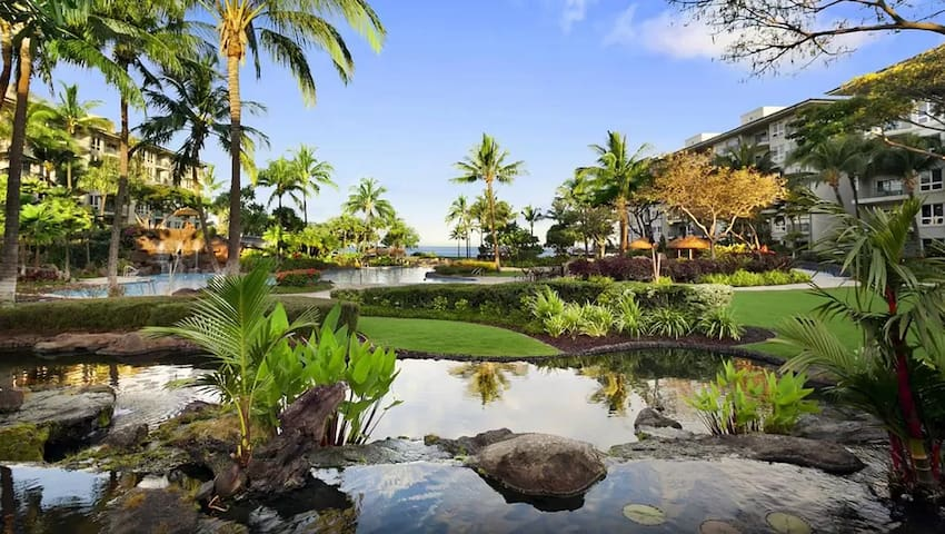 Maui's Pristine Ka'anapali Beach Heavenly Retreat