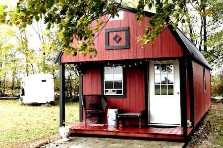 The Little Red Shed