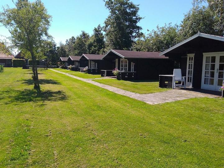 Blokhut 3 te huur te Wijnjewoude Friesland