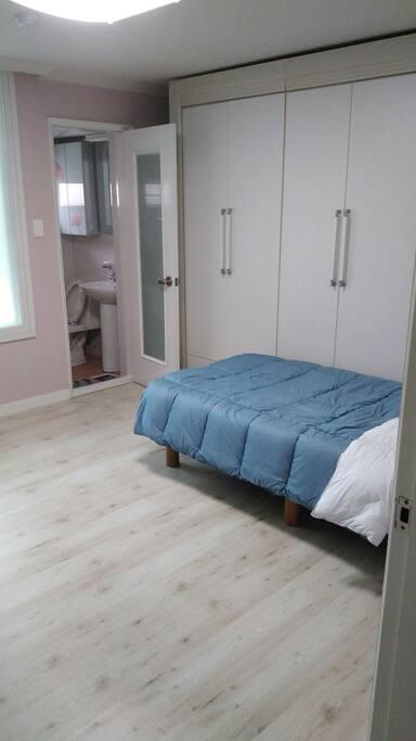 개인실과 전용화장실