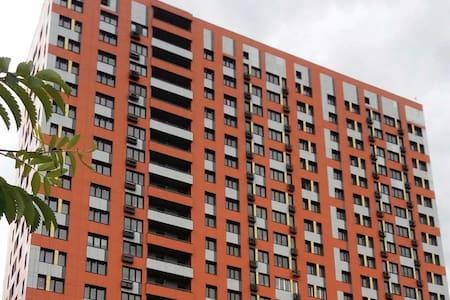 "Apartment ""The 7th Sky"" на 19-м этаже"