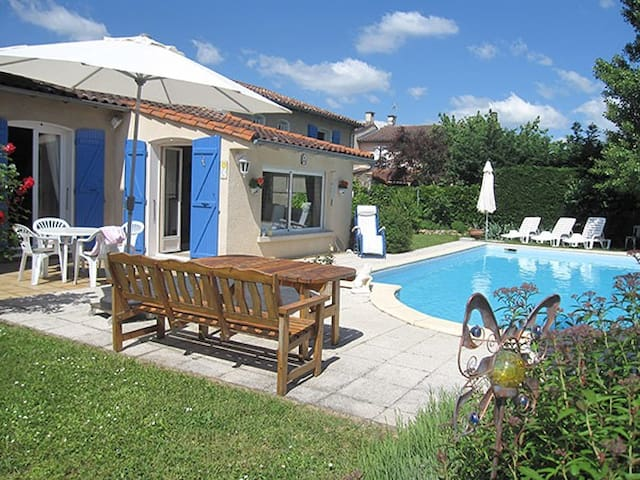 Casa de Goyo -- Saint-Juéry  bei Albi Tarn