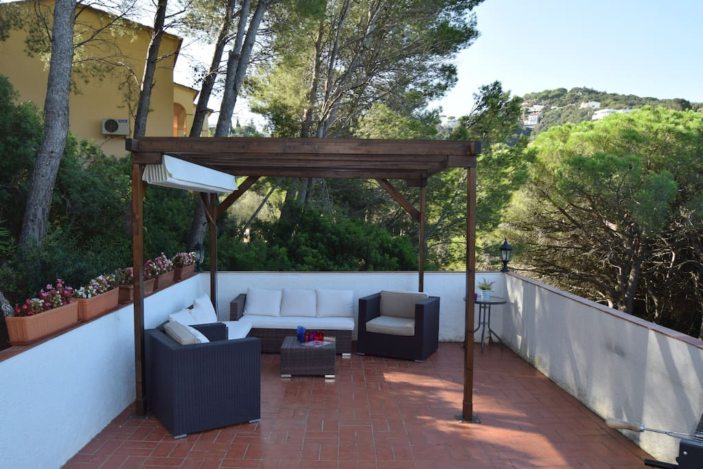 Chill-out terrace - SA PUNTA COSTA BRAVA