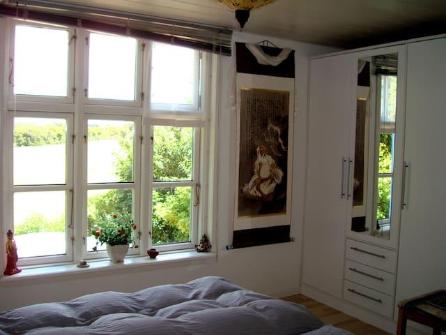 Soveværelse. Bedroom