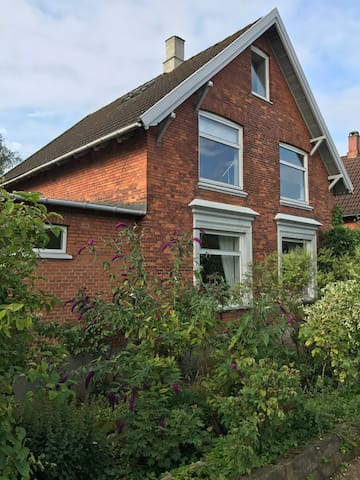 Charming large house close to central Cph