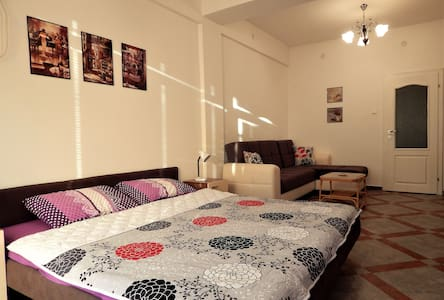 """Apartment """"Paskali"""" - Ohrid - Sveti Stefan - Byt"""